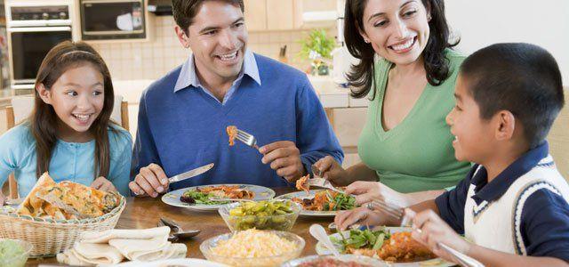 Pautas para que los niños coman mejor