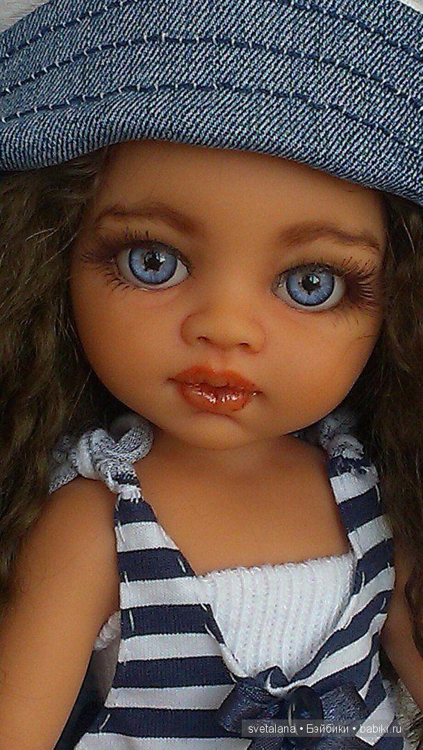 Ассоль.ООАК куколки от Хуан Антонио. / Другие коллекционные куклы / Бэйбики…