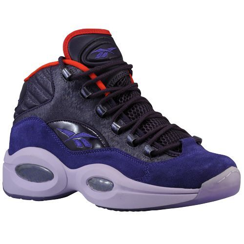 Reebok Question Mid Men's | shoes | Shoes, Iverson shoes