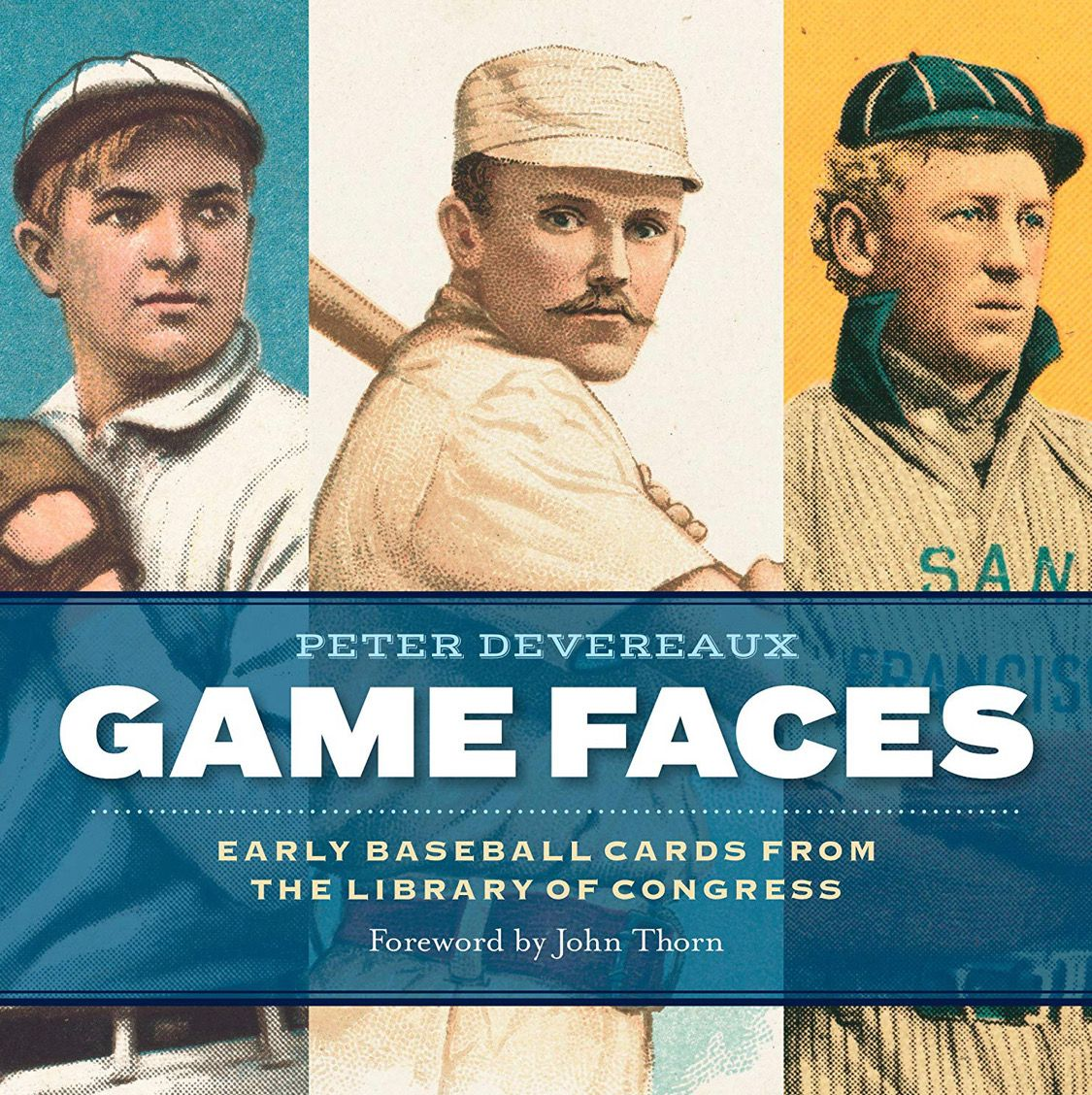 Games Faces by Peter Devereaux Baseball cards, Baseball