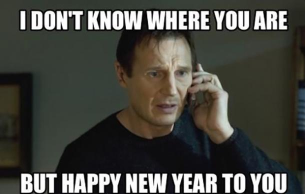 Happy new year meme in 2020 Happy new