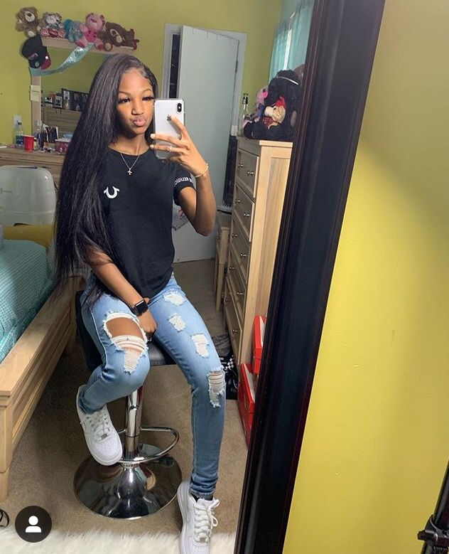 𝒑𝒊𝒏𝒕𝒆𝒓𝒆𝒔𝒕 Shawtypr Black Girl Outfits Cute Swag