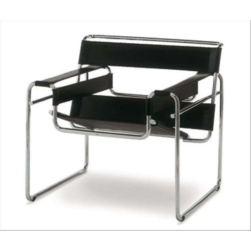 Sedie di design famose - Sedia Wassily