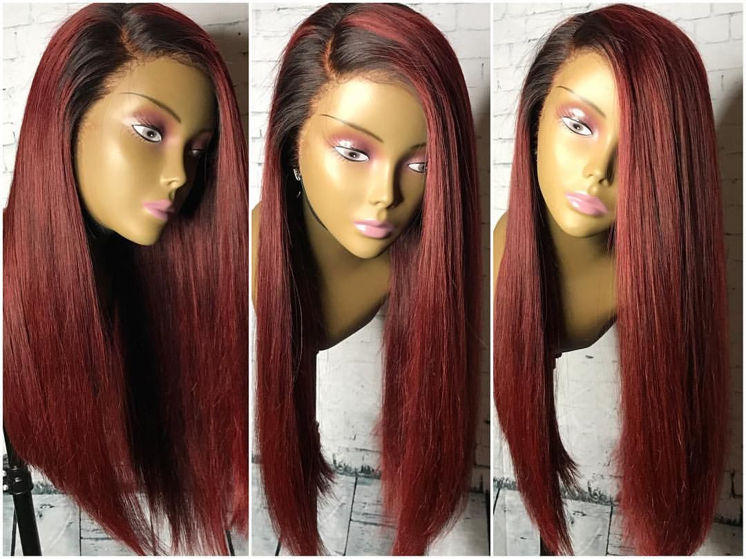 Ombre Hair Style: Pin By Lakeecha Gullatt On Hair