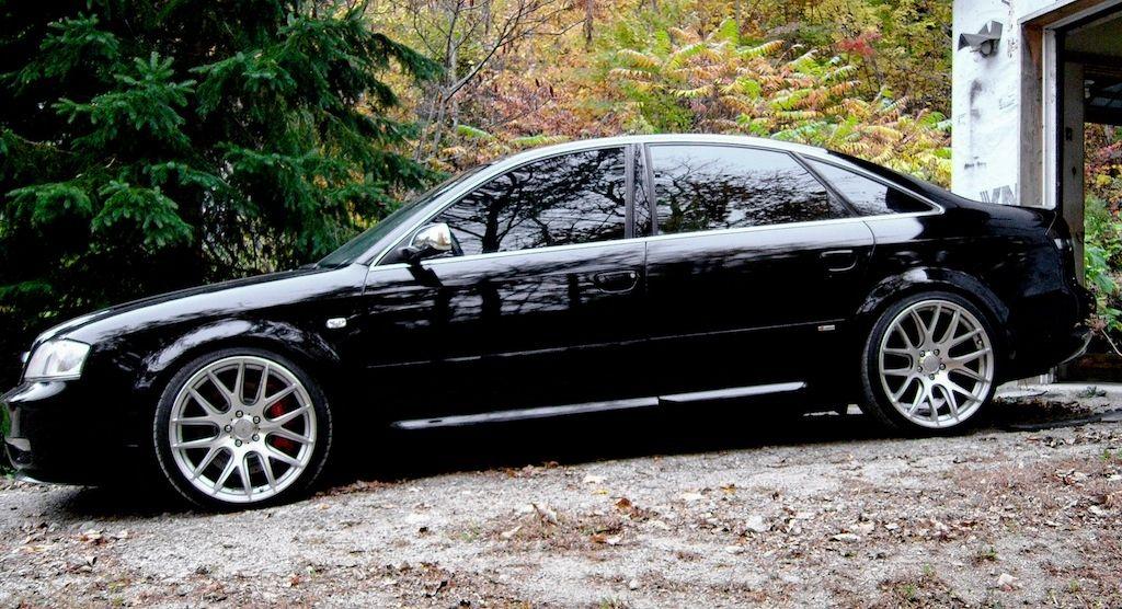 2003 audi a6 custom