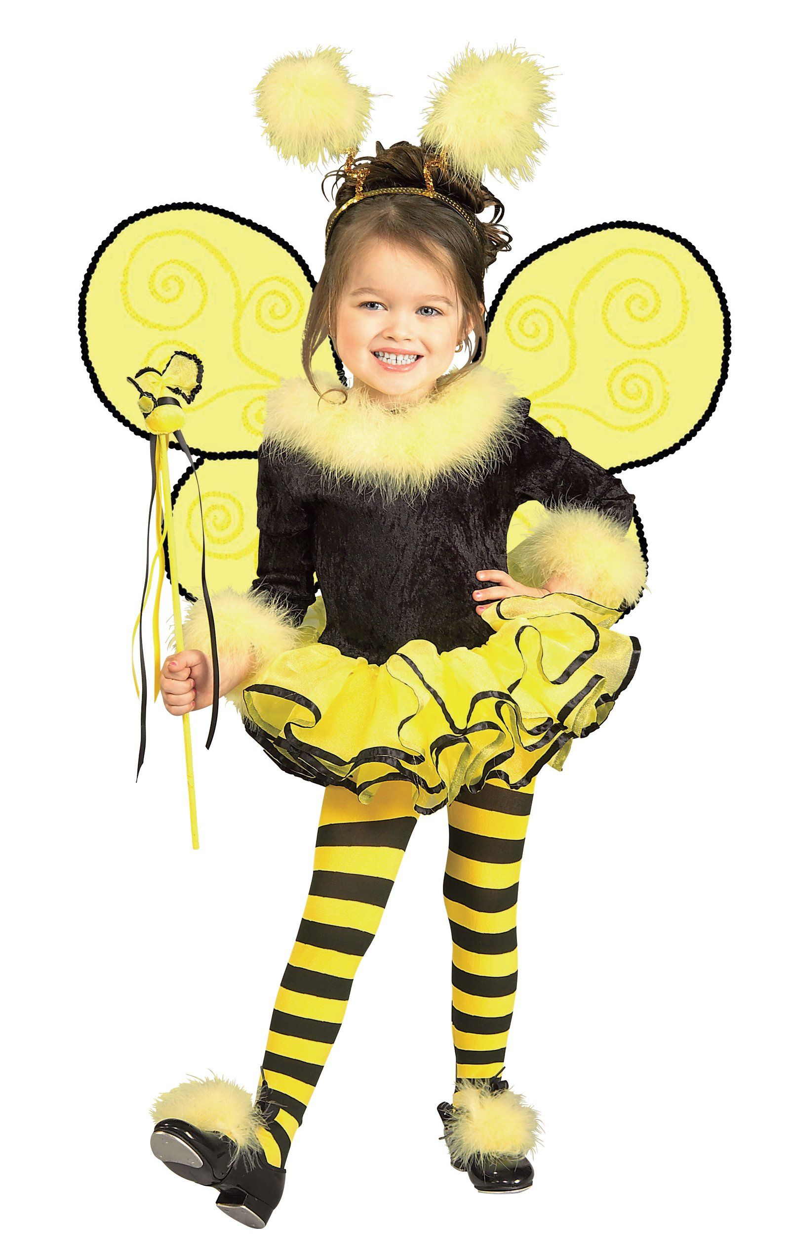 Bumblee Bee Toddler / Child Costume  sc 1 st  Pinterest & Bumblee Bee Toddler / Child Costume | Costumes For Our Moo ...