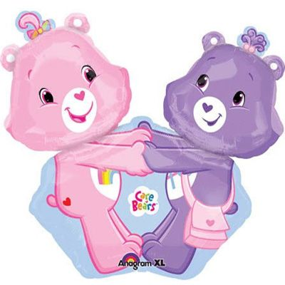 Care Bears and Friends Foil Balloon