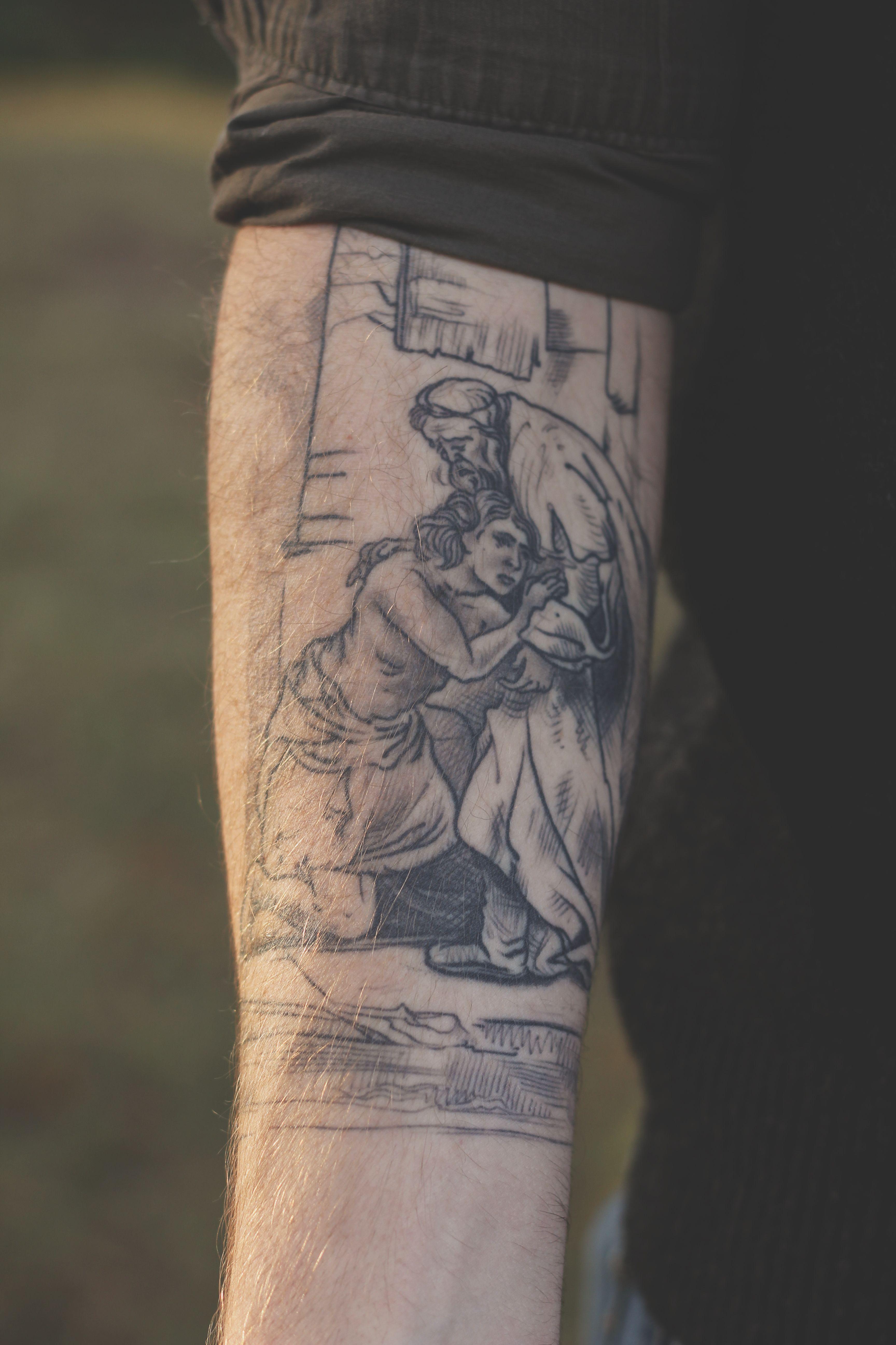 Atlas Tattoo Portland Oregon: Judson Kovasckitz, Atlas Tattoo