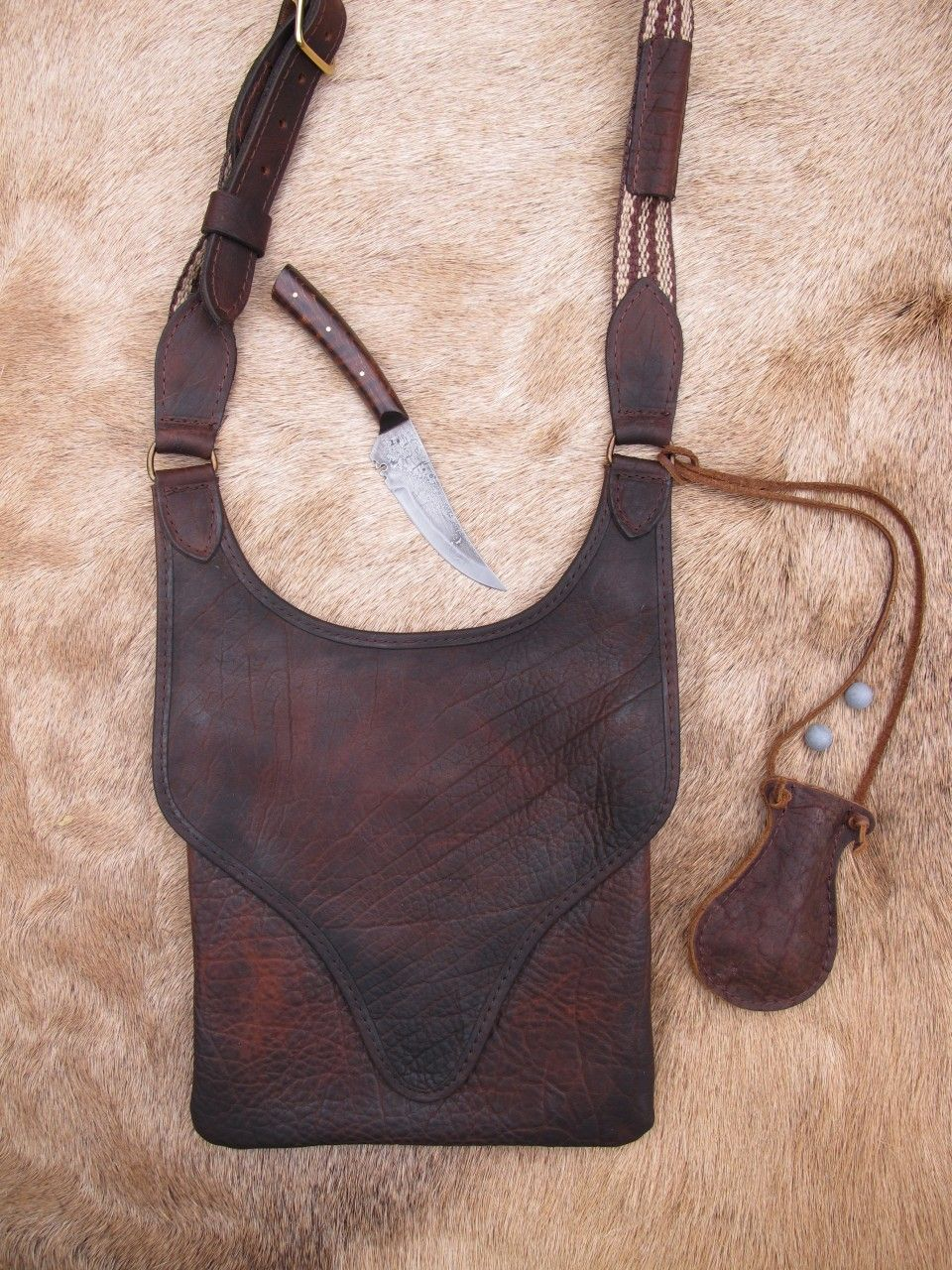 Soft Leather Possible/'s Pouch