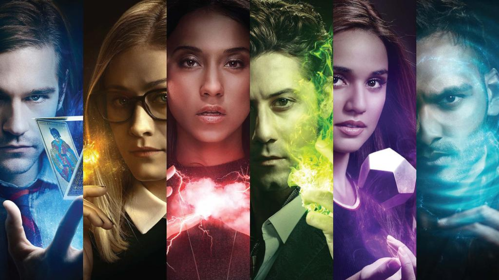 1024 576 The Magicians The Magicians Syfy Film Pictures