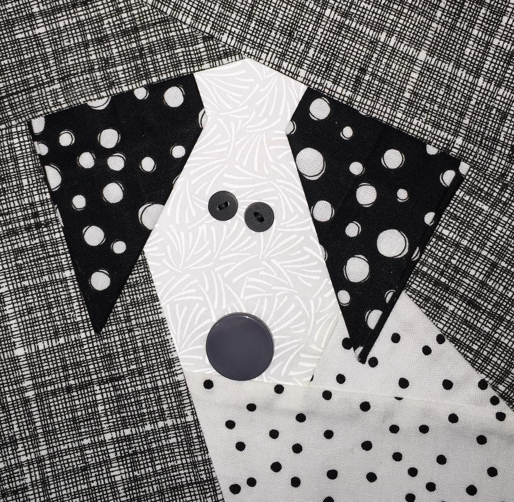 (7) Name: 'Quilting : Cats N' Dogs Paper Pieced Pattern