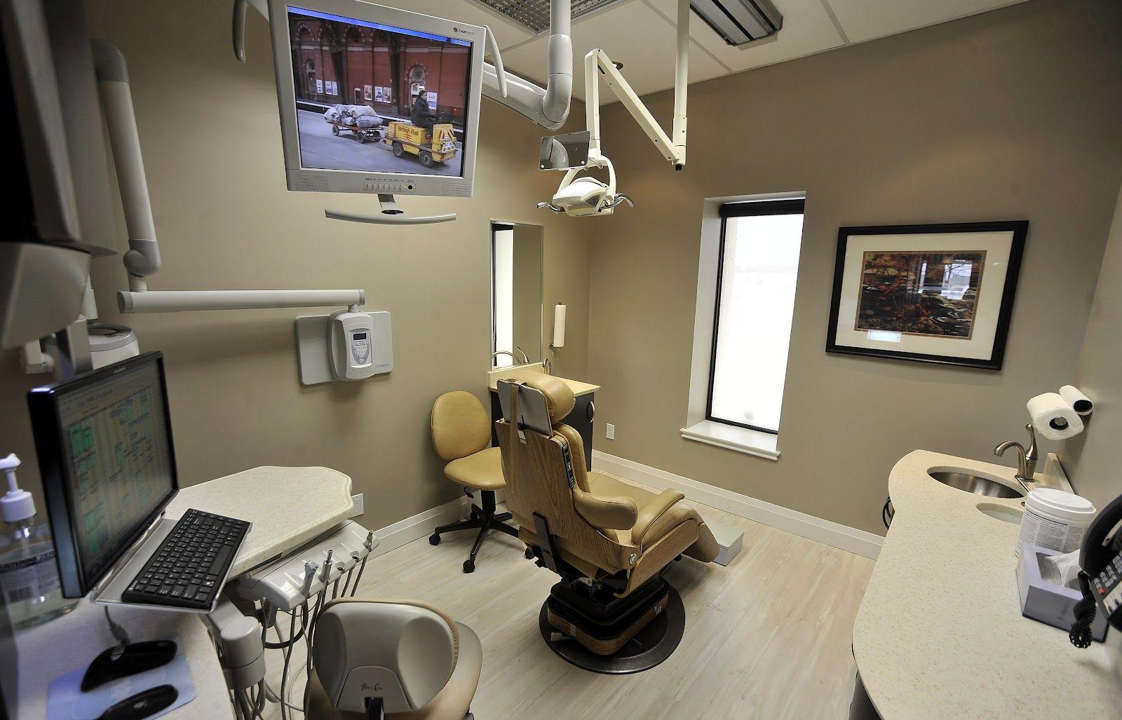 Beau CATHERINE STAPLES INTERIORS: Bayshore Dental Office Renovation