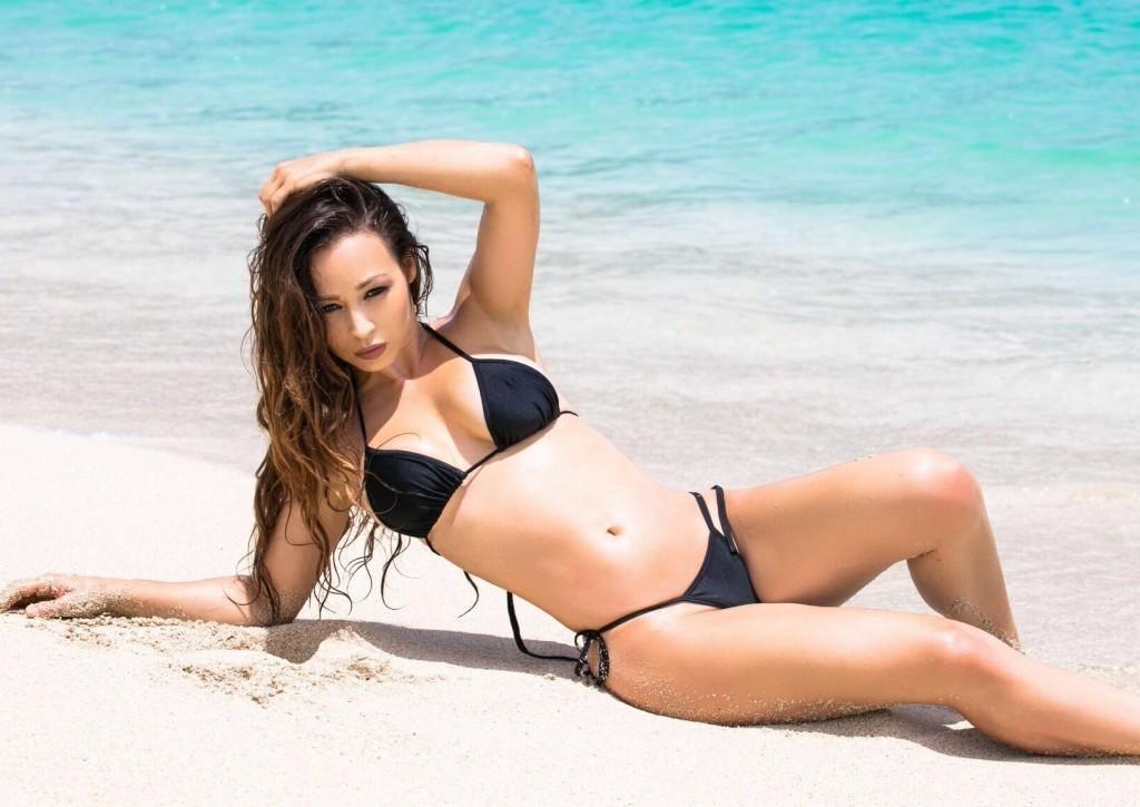 Image result for bikini girl