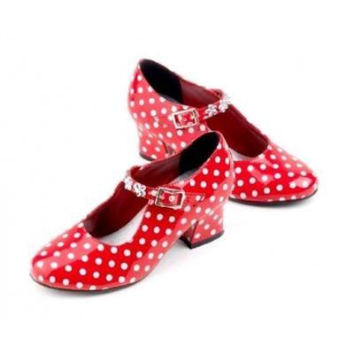 Souza Lyserød sko med hæl Få dem online her