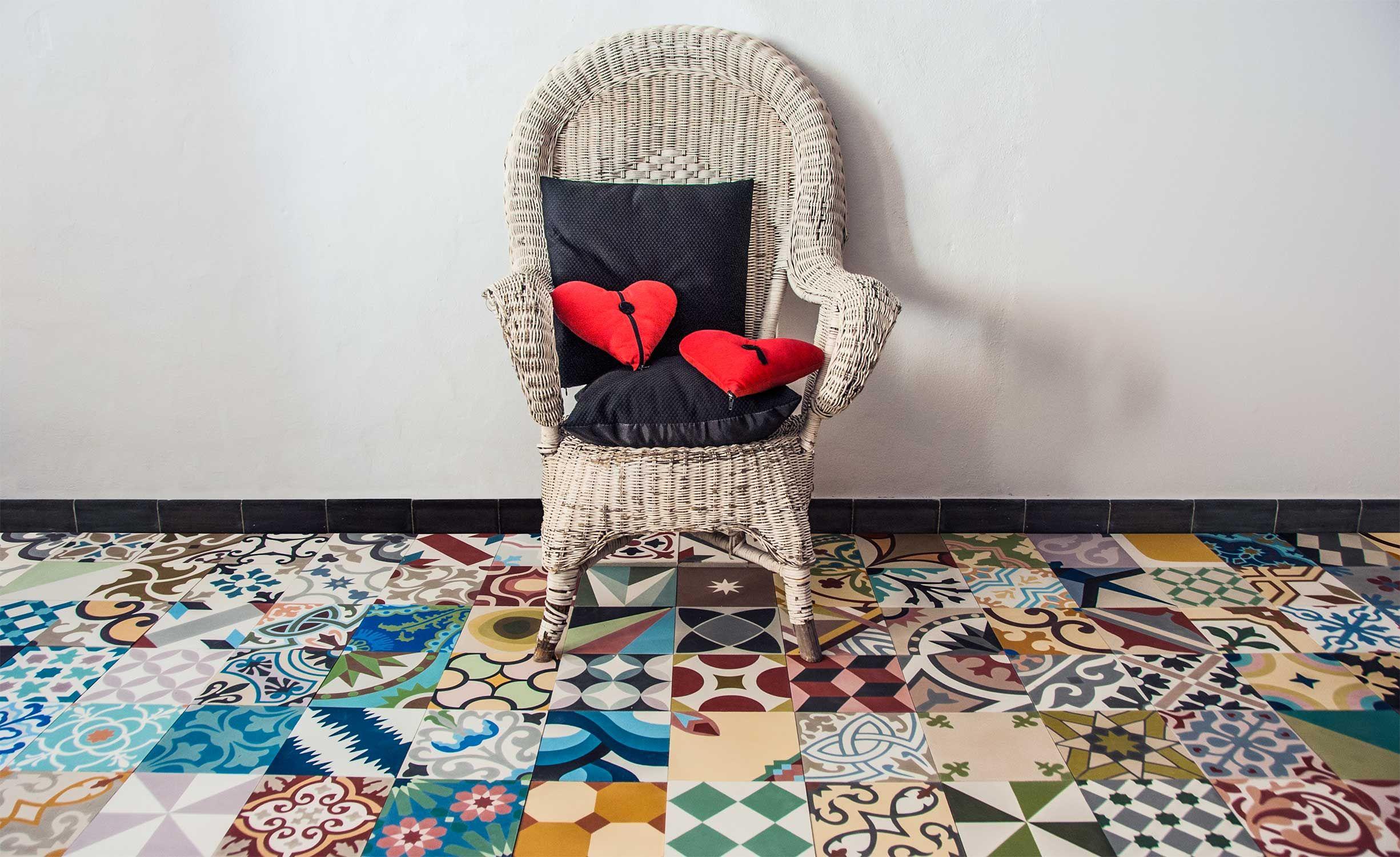 carreaux de ciment mosaic del sur carrelage pinterest carreau carrelage et ciment. Black Bedroom Furniture Sets. Home Design Ideas