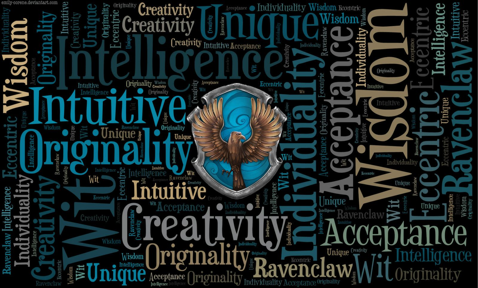 Hd Ravenclaw Traits Wallpaper By Emily Coreneviantart On Deviantart