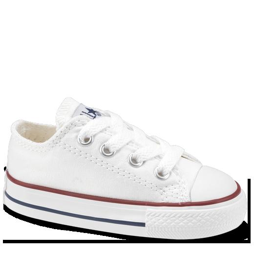 4db2cd72491c  3 Converse Baby Chucks!!!  3 - All Star (Kids 1-3.5 yr) - Low - White