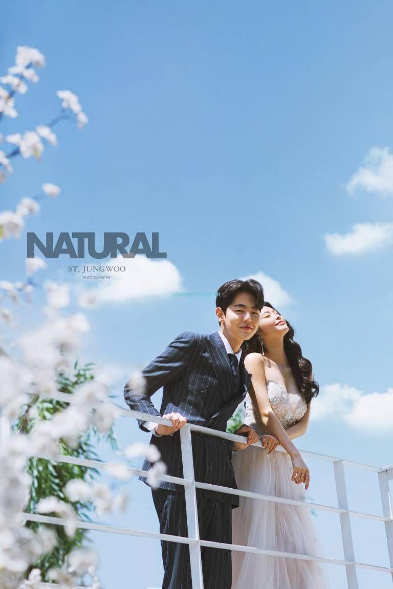 ST.JUNGWOO [NATURAL] - KOREA PRE WEDDING PHOTOSHOOT by LOVINGYOU
