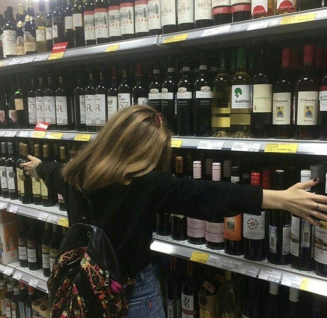 идея фото с алкоголем следующем