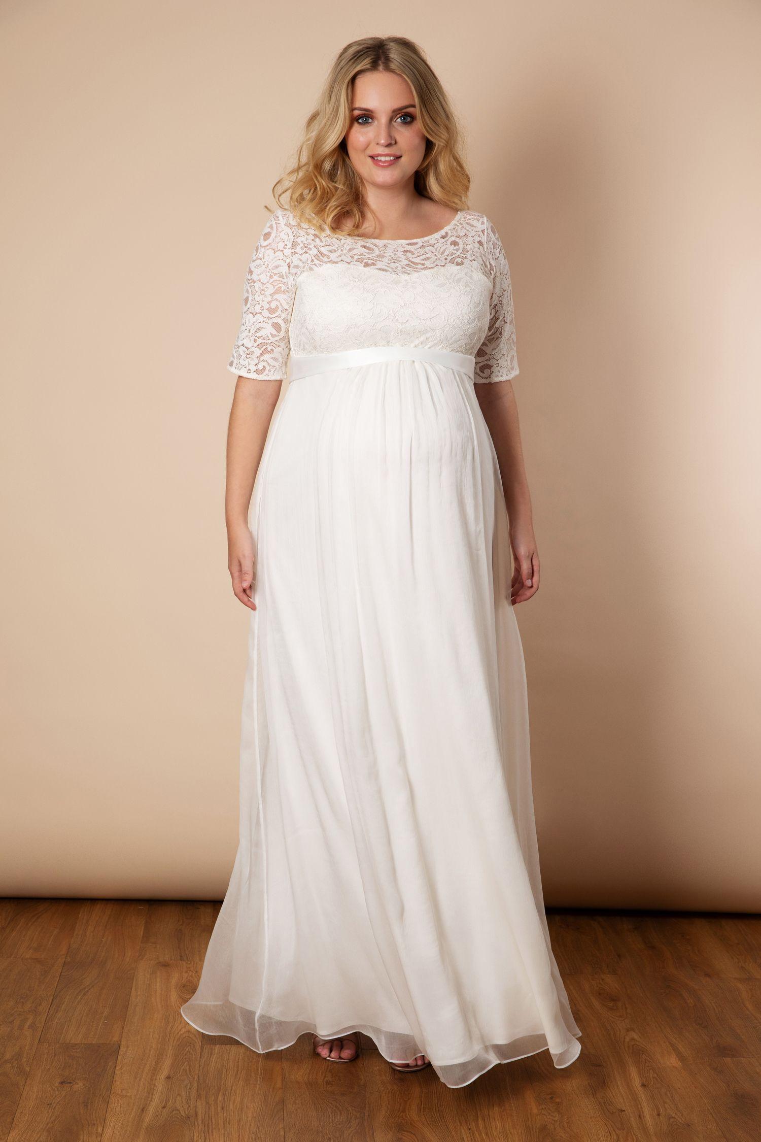 30 Long Sleeve Wedding Dresses Our Favourite Picks Chiffon Wedding Gowns Pregnant Wedding Dress Sheer Wedding Dress [ 2250 x 1500 Pixel ]
