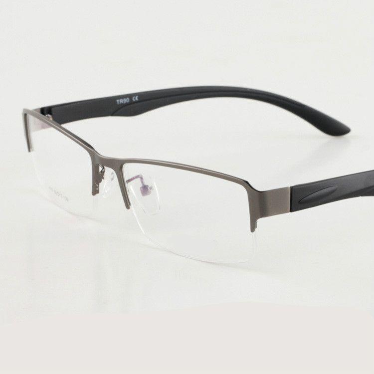 Tungsten titanium steel Spectacle Frame Eyeglasses