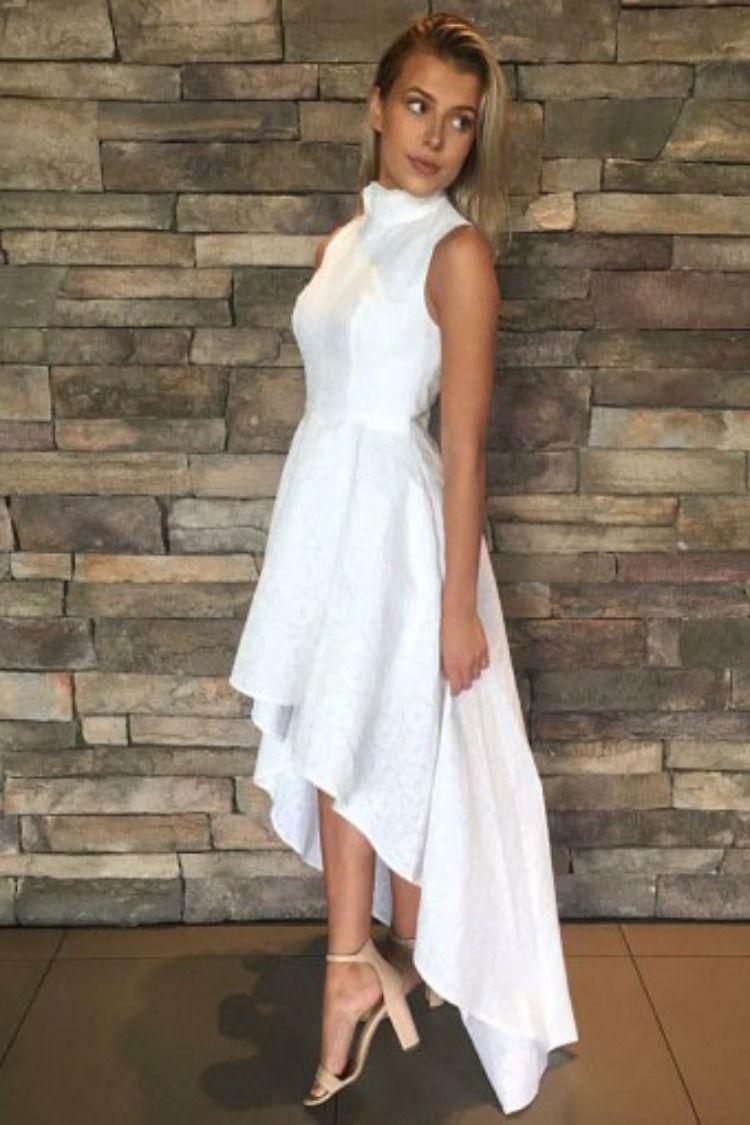 Park Art My WordPress Blog_High Neck White Dress Lace