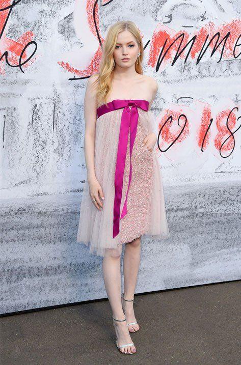 Ellie Bamber wearing MINNY   Fashion, Dresses, Summer dresses