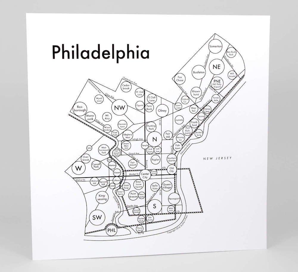 Philadelphia Map 8\