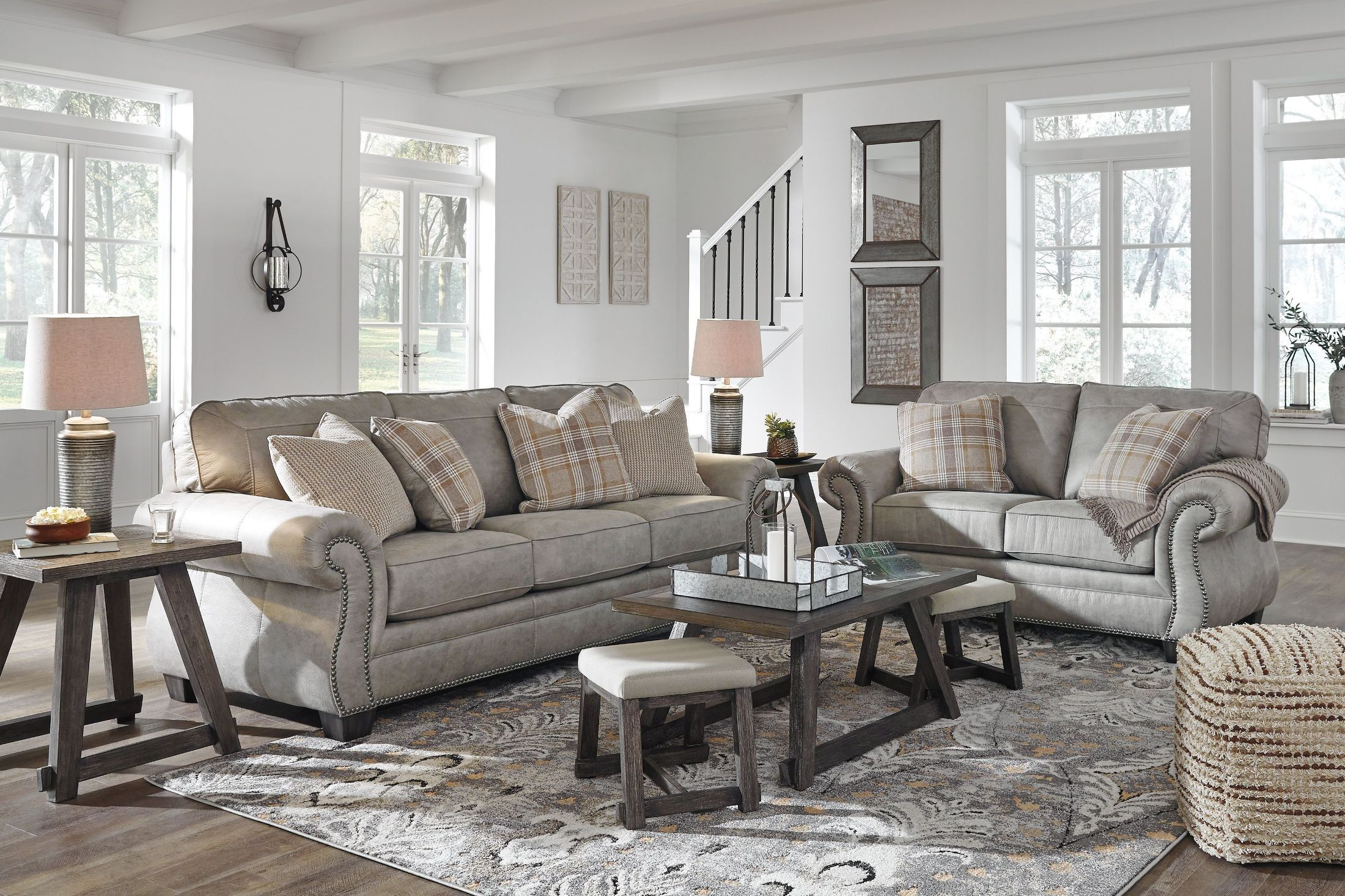 Olsberg Steel Living Room Set Cheap Living Room Furniture Cheap