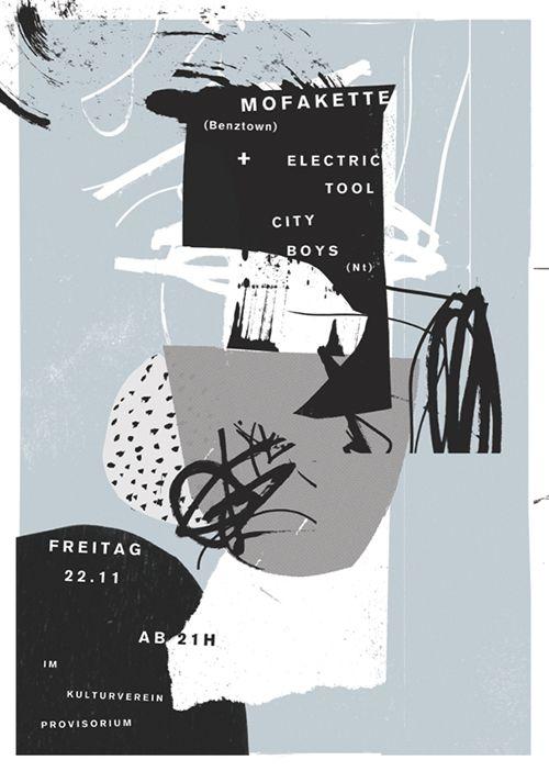 kulturverein provisorium arts pinterest grafik design plakat und cover design. Black Bedroom Furniture Sets. Home Design Ideas
