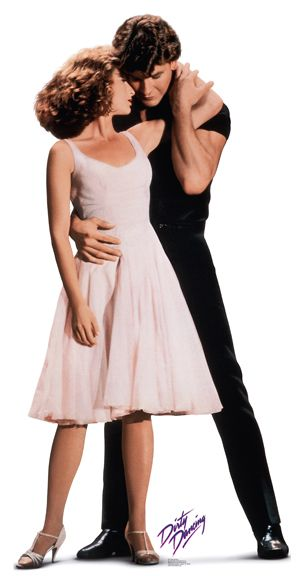 Baby and Johnny....my all time favorite movie!!!!! Nobody puts baby in a corner!!!! ;)