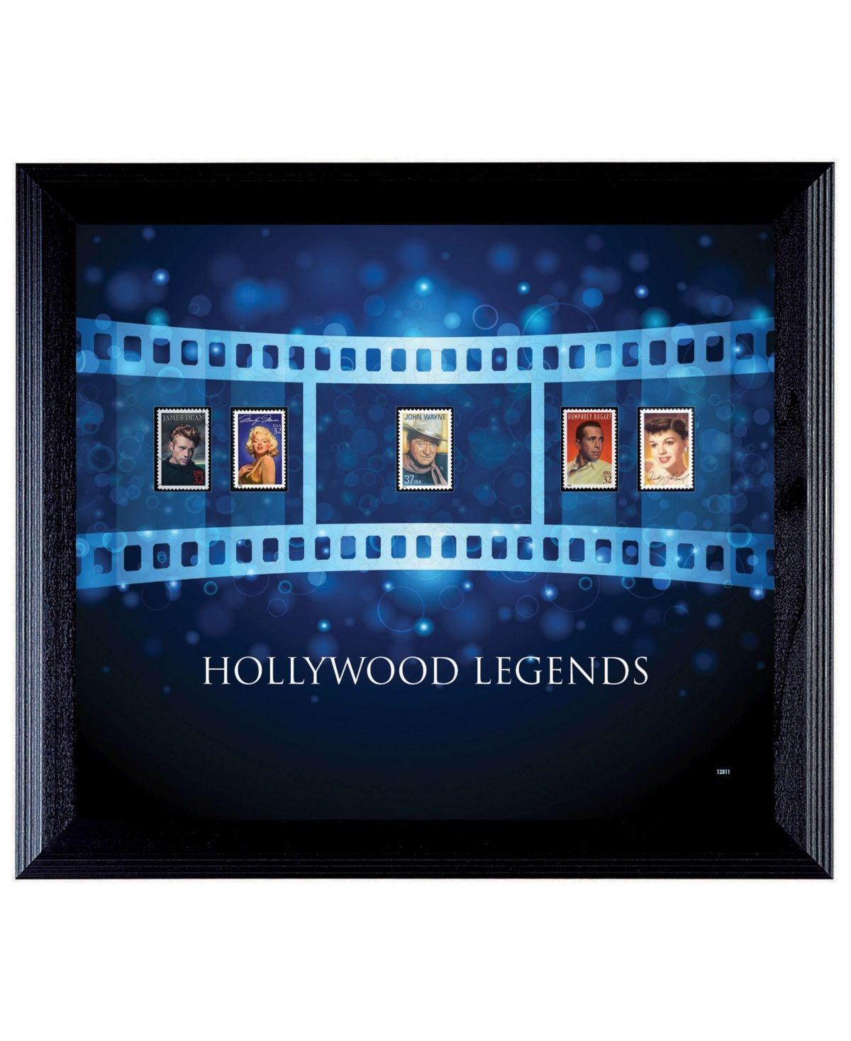 American Coin Treasures Hollywood Legends Wall Frame with Stamps & Reviews - Macy's #hollywoodlegends