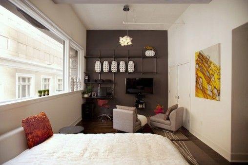 Amazing and unique tiny studio apartment design ideas tiny