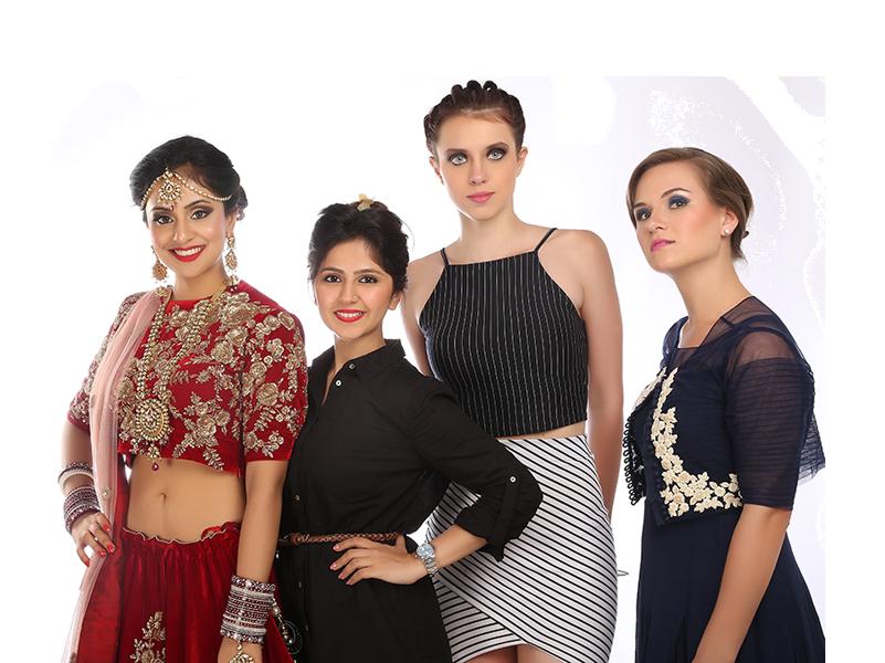 Bhi Academy Makeup academy in Mumbai Makeup artist