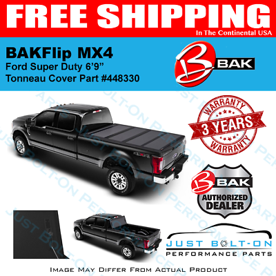 BakFlip MX4 Tonneau Folding Cover 201720 Super Duty F250