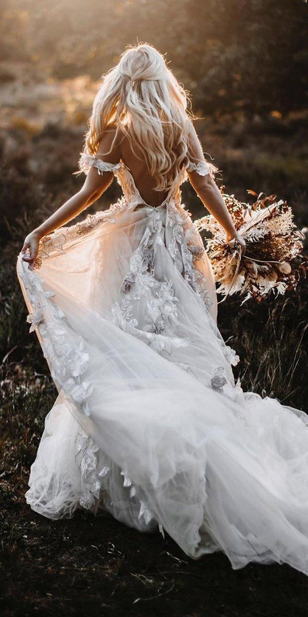 30 Fall Wedding Dresses With Charm | Wedding Forward – Dress