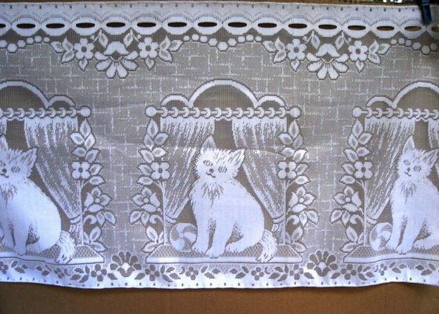 White Kitchen Curtains Lace Cats  White Kitchen Curtains And Cat Unique Unique Kitchen Curtains Review