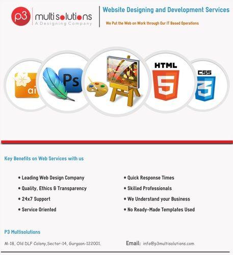 Web Design And Development Company P3multisolutions Web Design Affordable Web Design Web Design Company Web Design