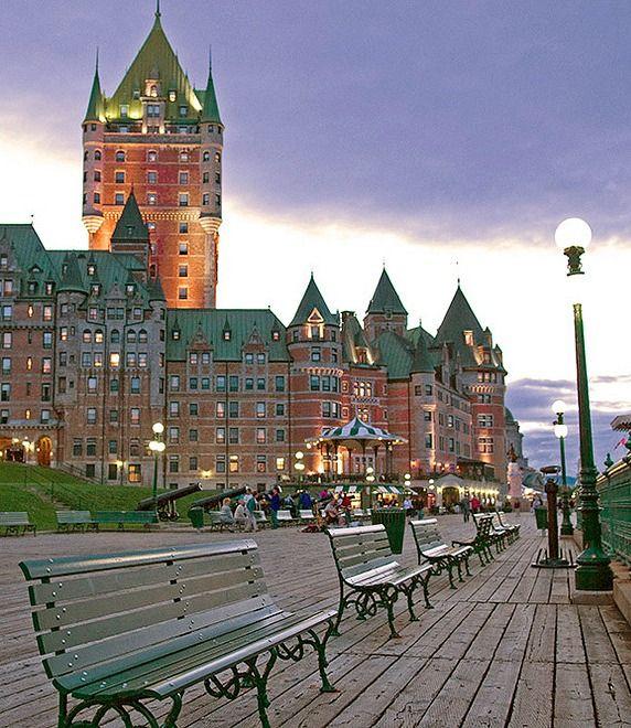 Quebec Summer Attractions Canada Travel Quebec City Canada Canada Summer