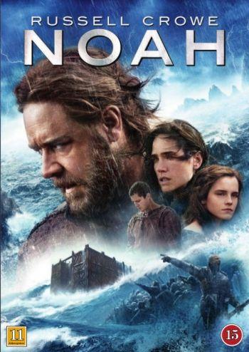 Noah dvd. 16,95€ (TULOSSA 20.8.14)