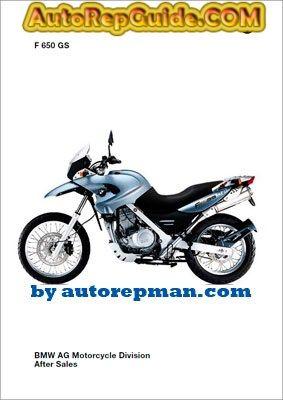 bmw f650gs f 650 gs motorcycle service manual pdf
