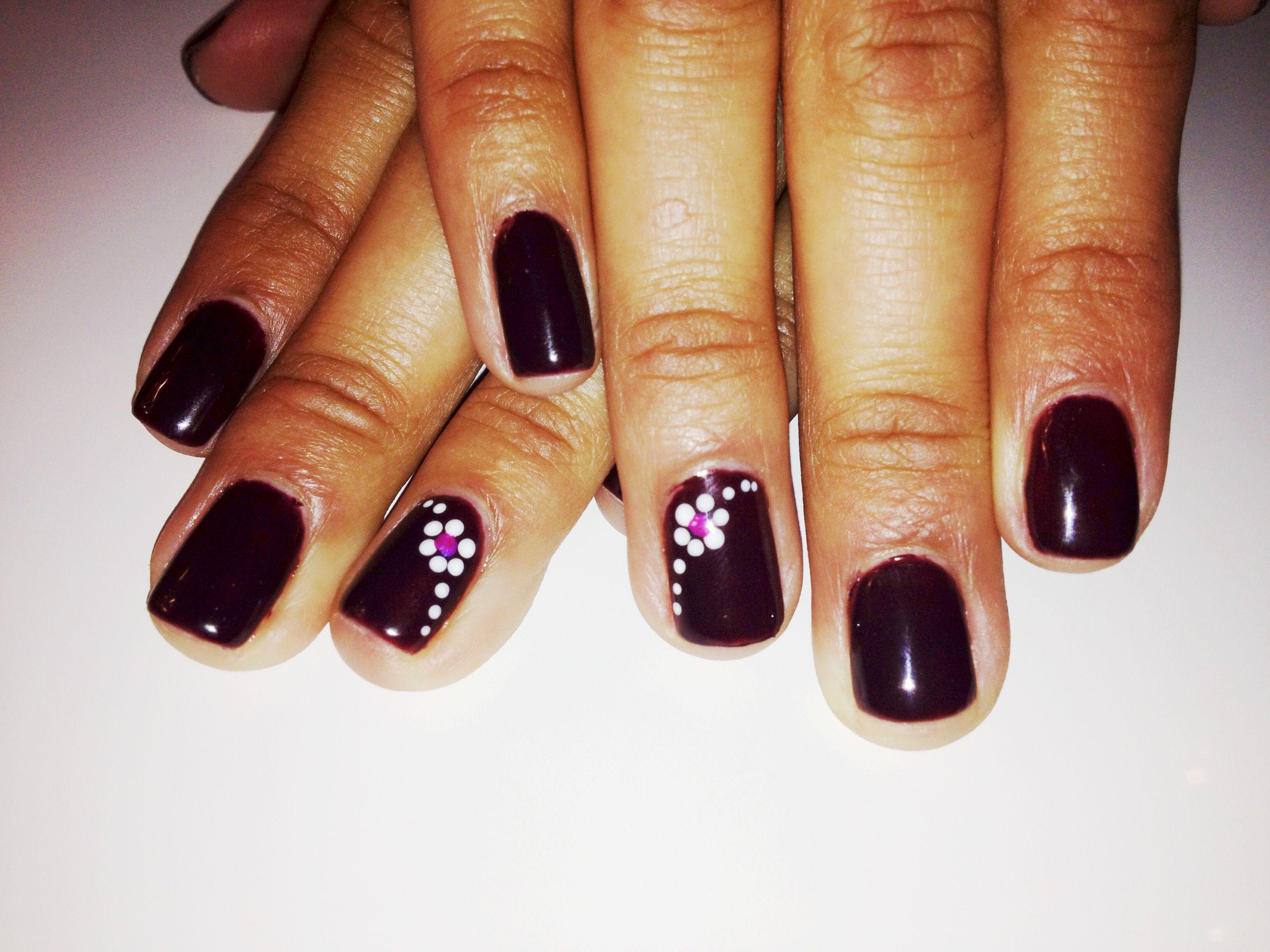 The Lounge Spa Nail polish design! With Simona | Fun Nails ...