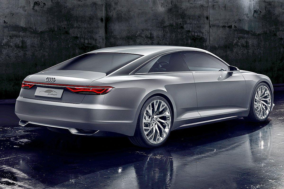 Audi prologue A9 Coupé Concept: LA Auto Show 2014 | Cars, Audi a1 ...