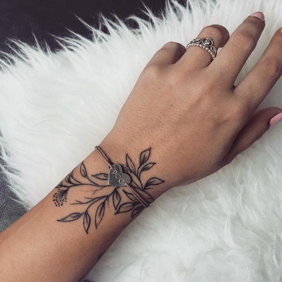Tattoo Modelle für Frauen