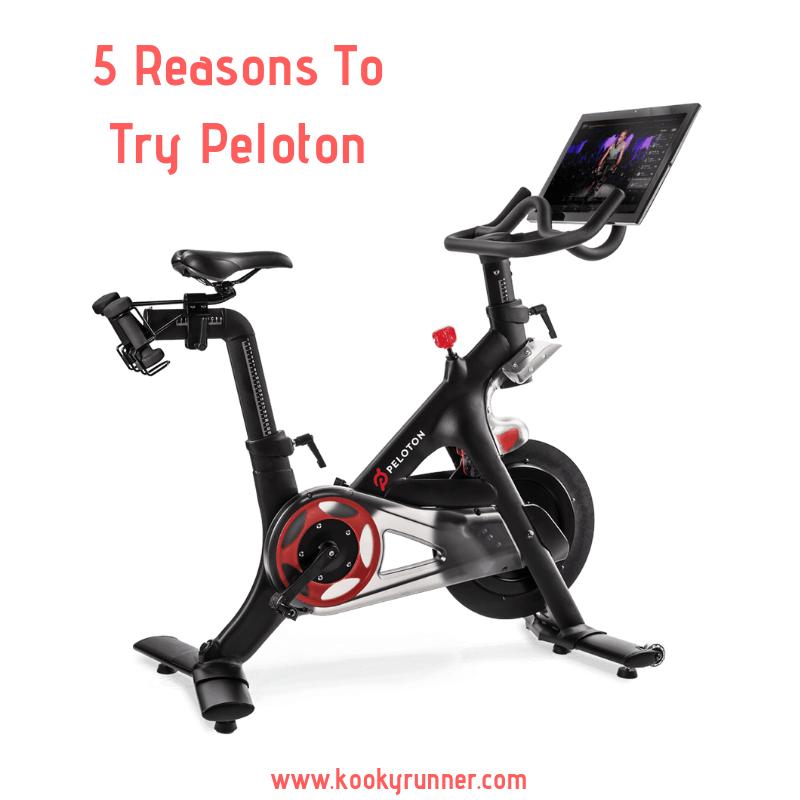 5 Reasons To Try Peloton Cycling Workout Workout Peloton Bike