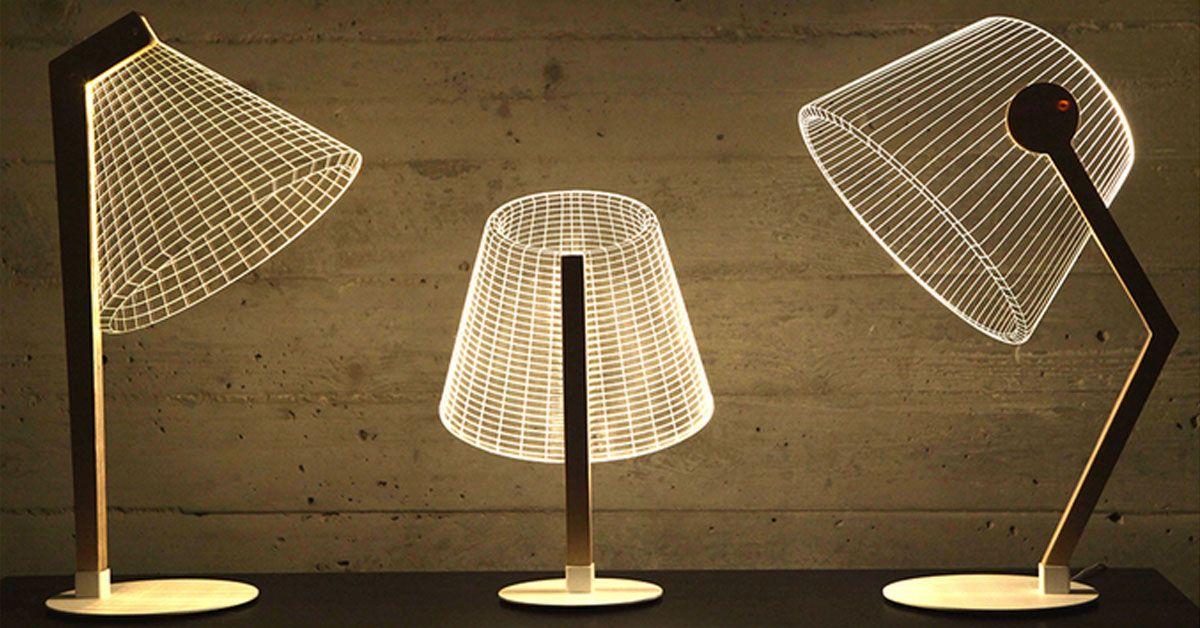 3 Nouvelles 3d En Fausse Bulbing GeekpeopleLuminaire Lampes SzVpUM