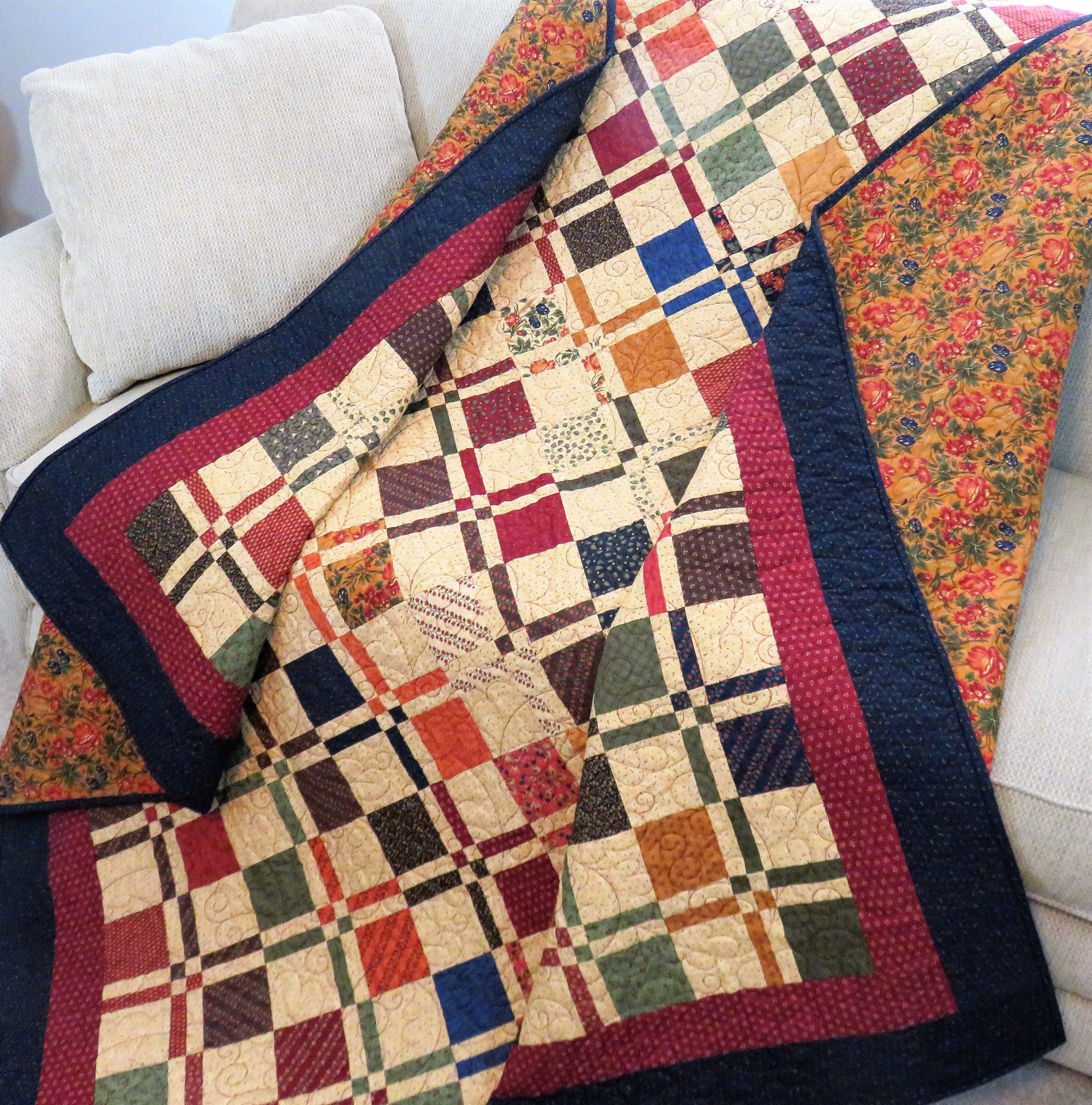 Handmade Quilt For Sale Twin Size Quilt Full Size Coverlet Etsy In 2020 Handmade Quilts For Sale Twin Quilt Size Quilts For Sale