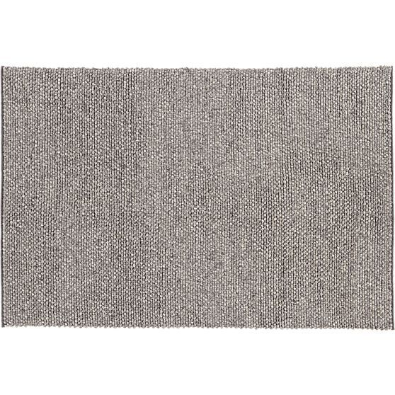 Ivan Rug In All Rugs Crate And Barrel Natural Rug Rugs Loft Decor