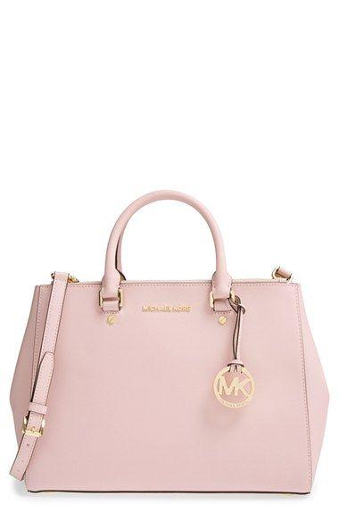 85da25405a6f MICHAEL Michael Kors 'Large Sutton' Satchel available at #Nordstrom Mk  Handbags, Purses