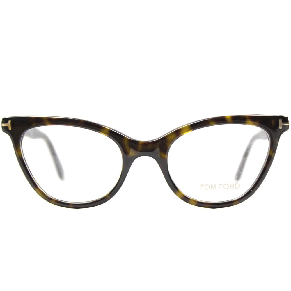 93ed579a391d Tom Ford Black Tortoiseshell Cat-Eye Optical Glasses ( 365) ❤ liked on  Polyvore featuring accessories
